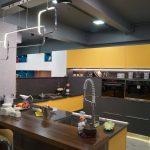 Modular kitchen showroom