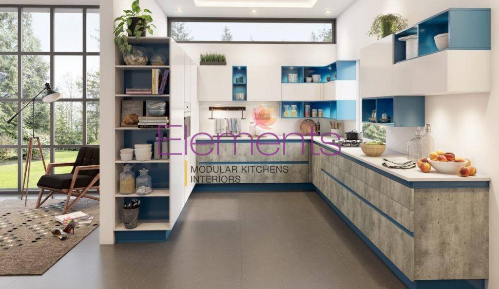 Elements Modular Kitchen Modular Kitchen In Thane